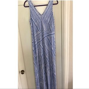 Tommy Bahama maxi dress size large